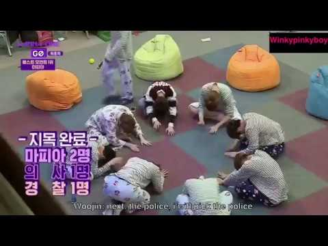 [ENGSUB] Wanna One Go Episode 8 - Wanna One Playing Mafia Game Part 1