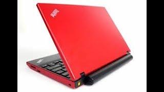 The $50 Lenovo Thinkpad X100e Windows 10 laptop!
