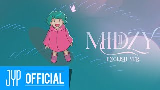 "ITZY ""믿지 (MIDZY) (English Ver.)"" Lyric Video"