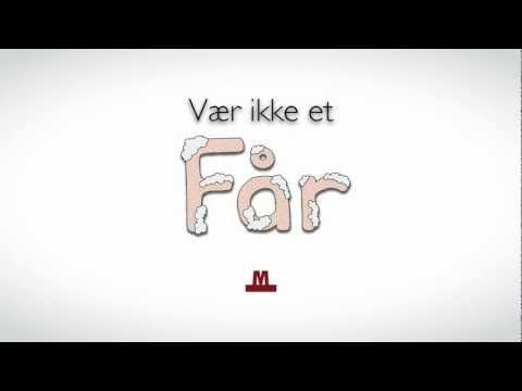 Copenhagen Metro - Behavioural Campaign (Sheep)