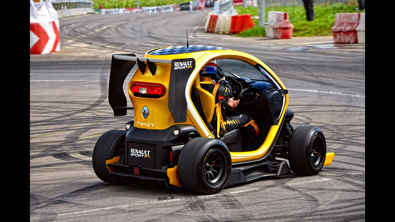 renault twizy sport f1 the future is now youtube. Black Bedroom Furniture Sets. Home Design Ideas