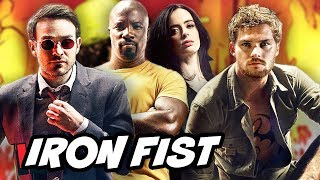 iron fist review problems explained and marvel netflix future
