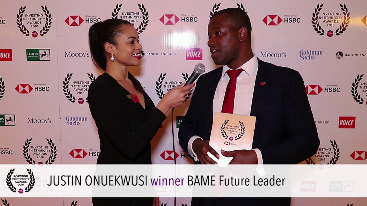 Winners 2018 - INVESTING IN ETHNICITY - ETHNICITY AWARDS