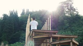 Performance on Installation Yagisawa 2019