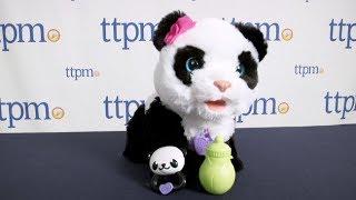 FurReal Friends Pom Pom My Baby Panda from Hasbro