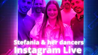Eurovision Song Contest 2021 Live Stream I Stefania (Greece 🇬🇷) and her Dancers