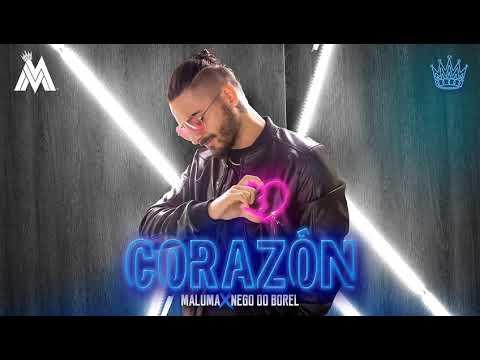 Corazón - Maluma [ Descarga  MP3 320 KBPS + MP4 HD 1080]