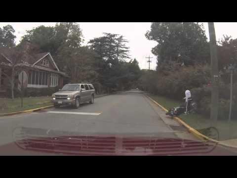 Moped Crash - Columbia, SC