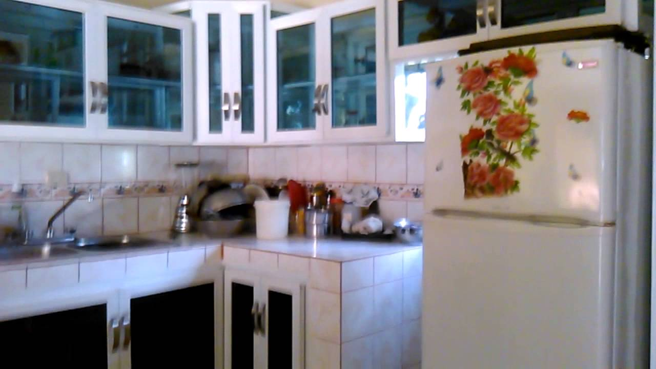 Gabinete de cocina en aluminio youtube for Gabinetes para cocina