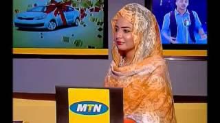 MTN Sudan 10th anniversary Celebration  Car Draw Episode 6