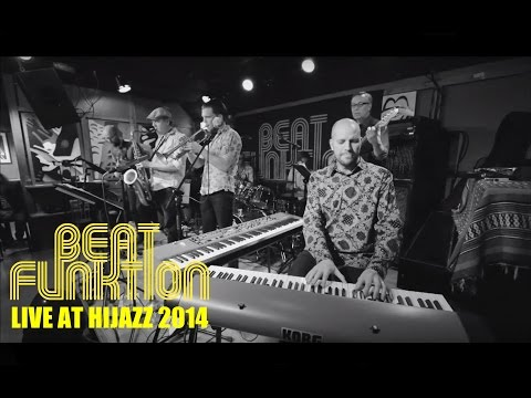 BEAT FUNKTION - THE PLUNGE : Live At Hijazz 2014