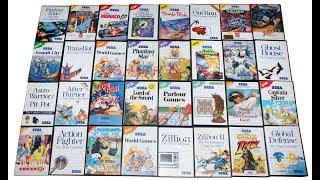 My Top 20 Master System Games