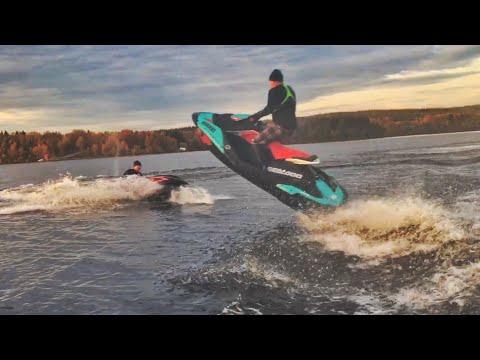 Sea-doo Spark Trixx vs Yamaha SuperJet