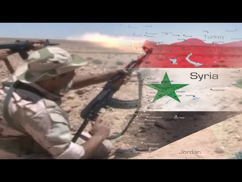 SYRIA: SAA has freed from ISIS a large area in the southeast