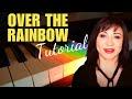 Somewhere Over The Rainbow Piano Tutorial Sheet Music mp3