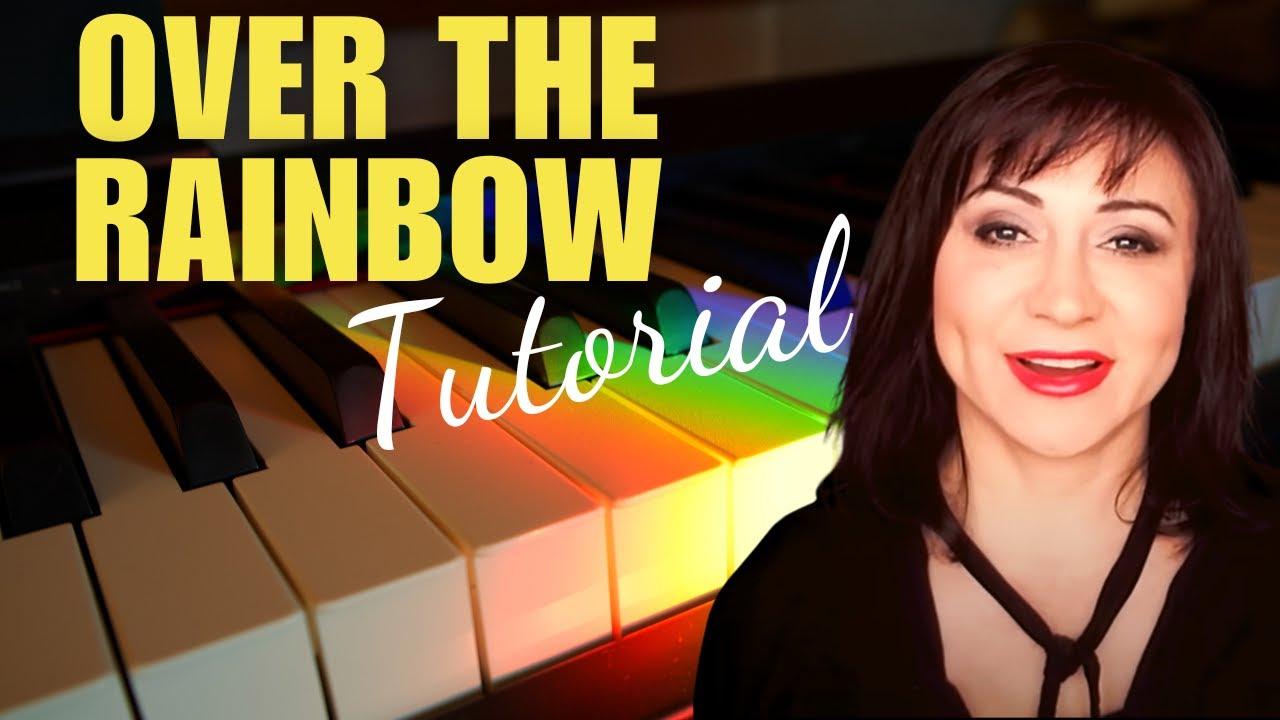 Somewhere over the rainbow piano tutorialsheet music youtube somewhere over the rainbow piano tutorialsheet music hexwebz Gallery