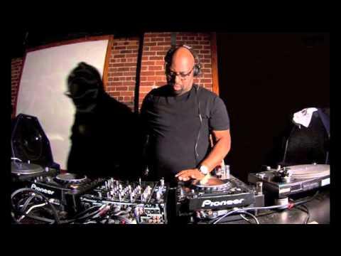 DJ Frankie Knuckles 2010