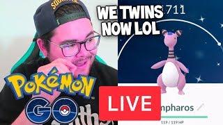 Pokémon GO *Shiny Mareep* Community Day Wrap Up!