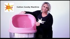 Cotton Candy Machine Rental In Mentor Ohio ~ A Sweet Treat