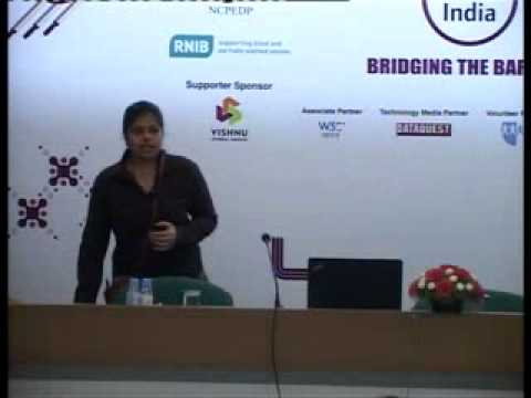 Techshare India 2012 - Guideline for Indian Government Websites by Mamta Tandel, Part 1
