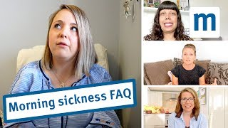 Morning sickness in pregnancy - what are the symptoms and cures?