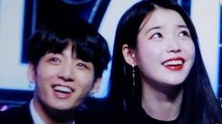 Download [ FULL COMPILATION ] BTS, Jungkook and IU Moments @ Melon Music Awards 2017 - Part 6