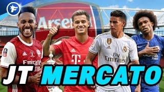 Arsenal s'attaque enfin à du lourd | Journal du Mercato