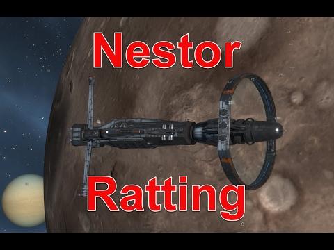 Nestor Caldari Navy Pump - EVE Online Live