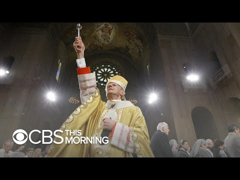Pope Francis accepts Cardinal Wuerl's resignation as D.C. archbishop