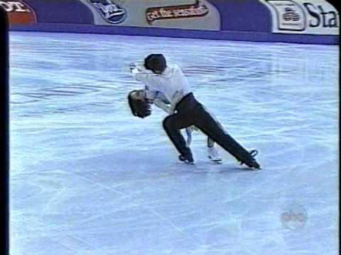 Punsalan & Swallow - 1998 United States Figure Skating Championships, Ice Dancing, Free Dance