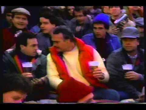 1987 NFL Commercial Break 3