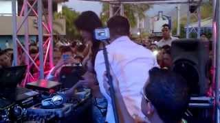 Djane NANI SHOW en El Papá de los Bonches en GALENOS BEACH CLUB 31DIC2013 #GENIAL