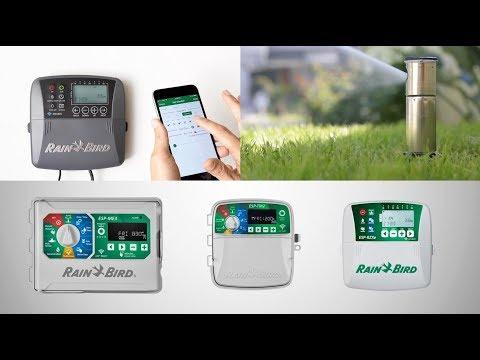 Rain Bird® WiFi-Enabled Irrigation Controllers