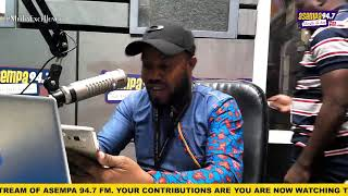 Friday's edition of the ULTIMATE SPORTS SHOW ON ASEMPA FM (21-02-20, Local Tit Bits) E.K Walace