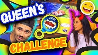 Queen's cap CHALLENGE с VaseTo и Nicole | Studio Queen's №42