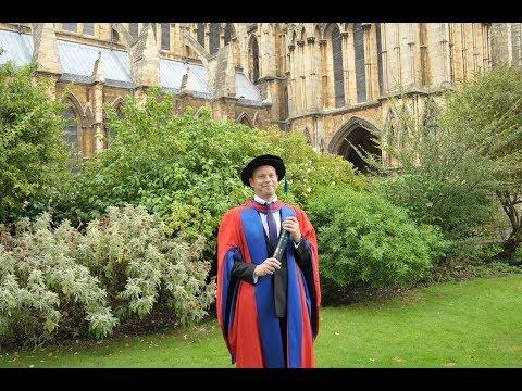 Robert Webb Full Graduation Speech