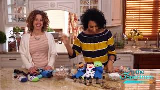 On the Spectrum : DIY Eye Pillows with Stephanie Graaf - Autism Parenting