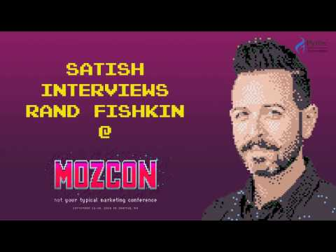 The Future of SEO in 2017 and Beyond - Interview with Rand Fishkin