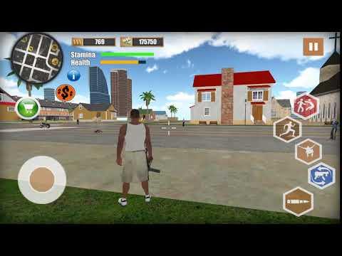 Grand Miami Crime City Mafia Simulator