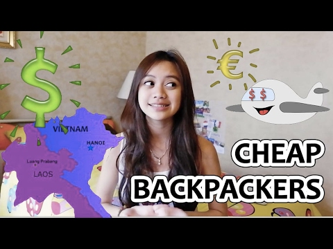 Travel Southeast Asia on a Budget: 4 Tips (Indonesian Subtitles)
