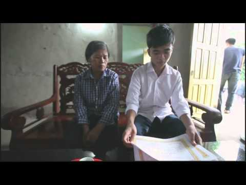 Sinh viên Đại học Y Hà Nội Tống Quang Vinh - Vươn lên từ nghị lực