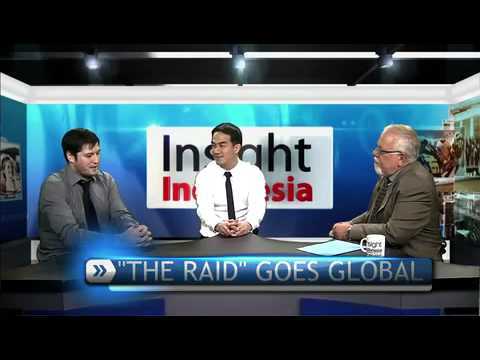 Director and star of 'The Raid' - JAKARTA GLOBE BIG TALK Segmen 1
