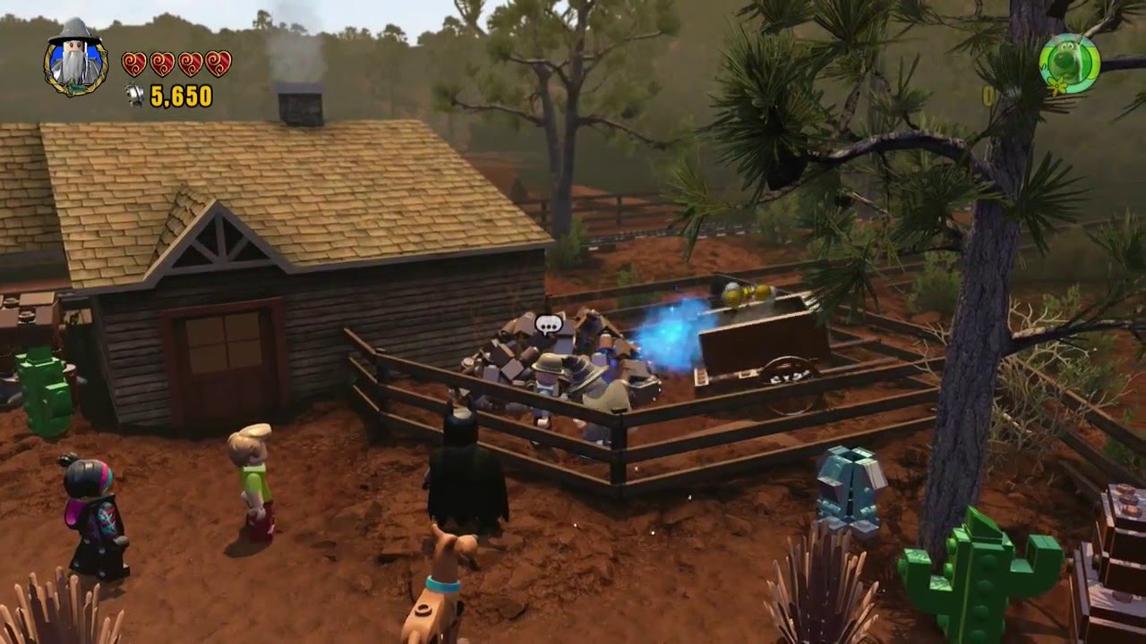 Download LEGO Dimensions : Lets Play Lego Dimensions - Ep 14 Wild Wild West