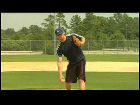 Coaching Baseball : How to Throw a Submarine Pitch