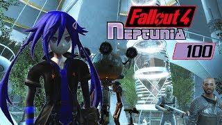 Fallout 4 Neptunia (Survival) 100 - Wasteland Web 2