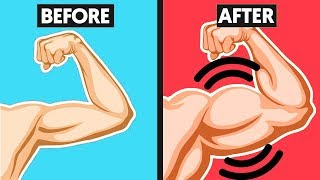 Top 5 Muscle Building Tips (For BEGINNERS)