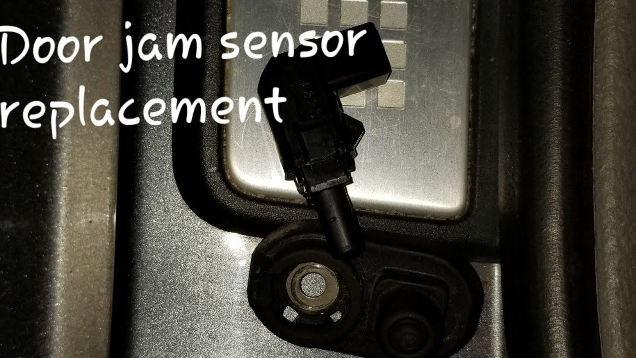 How To Fix Interior Lights That Dont Shut Off When Door Is Closed Acura Honda Jamb Sensor