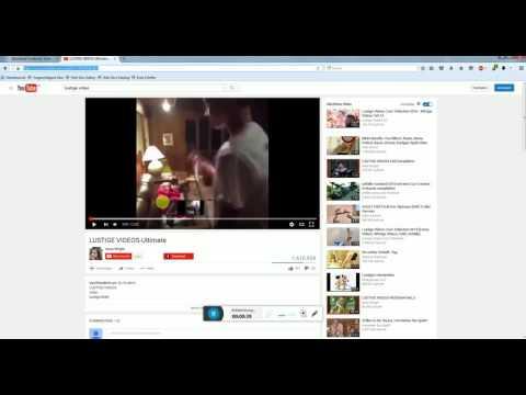 Videos ganz einfach von Facebook oder Youtube downloaden deutsch/German