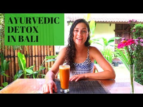 Detox Yourself in 7 Days at Ayurvedic Centre in Bali