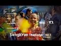 4K   Songkran Thailand 2017
